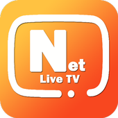 Live NetTv Apps Streaming Pro 2018 guide icon