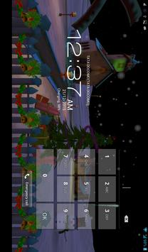 Christmas Live Wallpaper Free apk screenshot