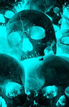Cool 3D Neon Wallpaper poster