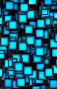 Cool 3D Neon Wallpaper apk screenshot