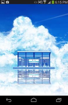 Sky Cloud Wallpaper Live 3D apk screenshot