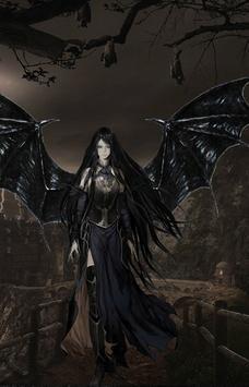 Vampire Live Wallpaper HD Apk Screenshot