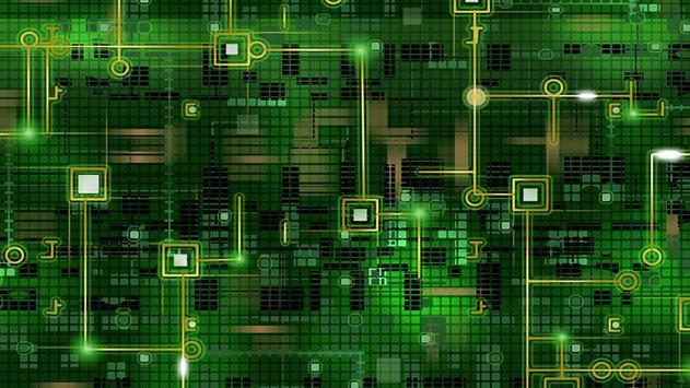 Electronic circuit board screenshot 1