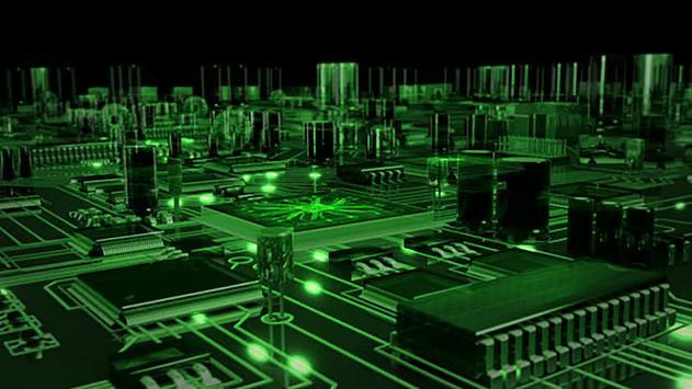 Electronic circuit board screenshot 3