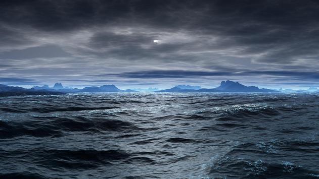 Stunning and calm ocean screenshot 5