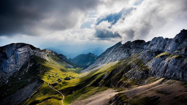 Amazing mountains. Wallpaper apk screenshot