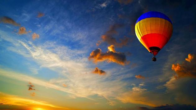 Hot air balloons.LiveWallpaper apk screenshot