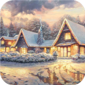 Memories.Christmas home icon