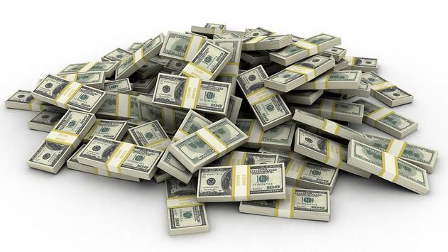 I am rich. Dollar. Wallpaper apk screenshot