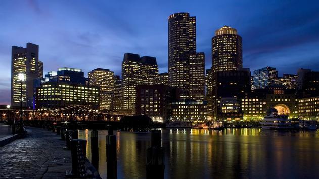 City night. Live wallpapers apk screenshot