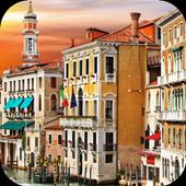 Cities. Beautiful Venice icon