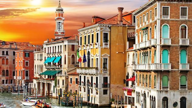 Cities. Beautiful Venice poster