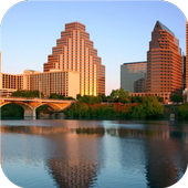 Cities Texas State icon