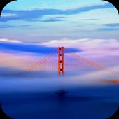 Cities. San Francisco icon