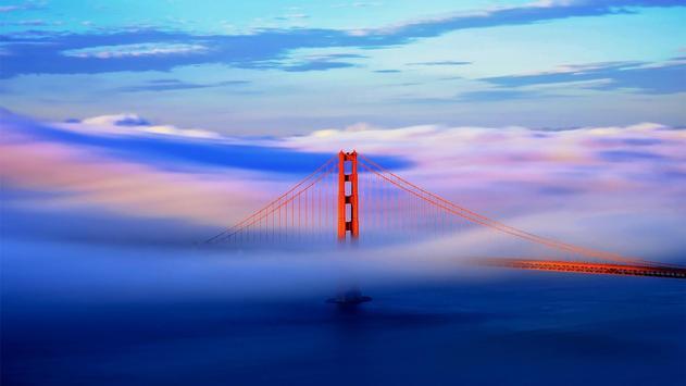 Cities. San Francisco poster