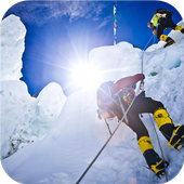 Climb to the Everest Wallpaper icon