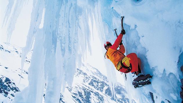 Climb to the Everest Wallpaper apk screenshot