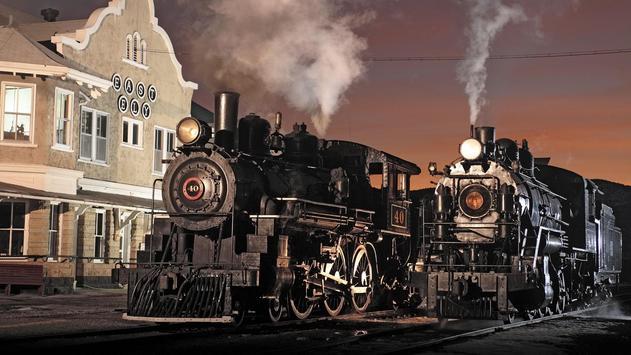 Steam locomotive screenshot 3