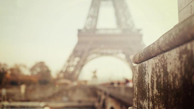 Paris. Vintage tower. LWP apk screenshot