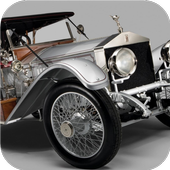 Vintage classic cars Wallpaper icon