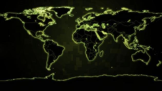 World map. Wallpapers screenshot 3