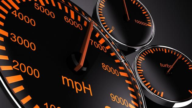 Speedometer. Live wallpapers apk screenshot