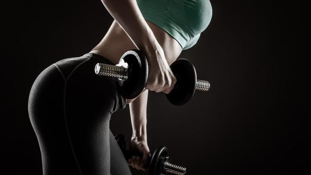 Fitness. Sport wallpapers apk screenshot