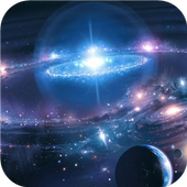 Universe. Live wallpapers icon