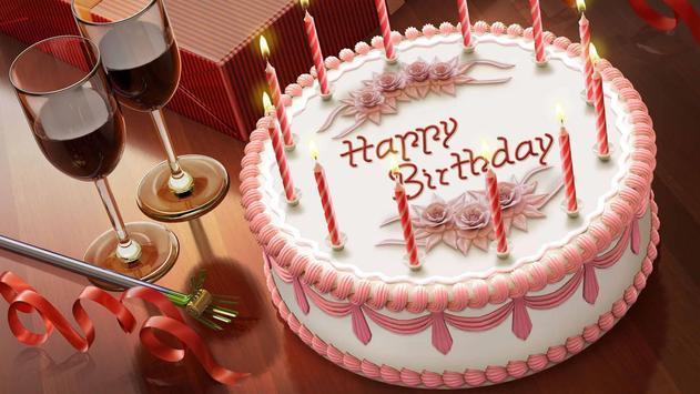 Live Wallpaper Apk Screenshot Happy Birthday