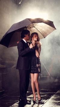 Rain drops and love wallpapers apk screenshot
