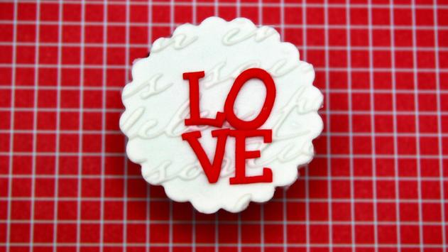 Love cupcake. Live wallpapers poster