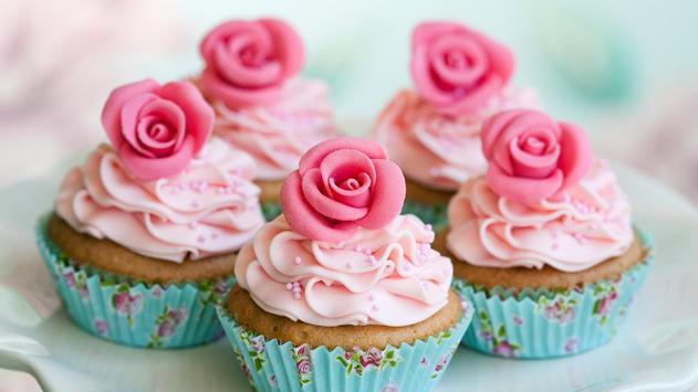 Love cupcake. Live wallpapers apk screenshot