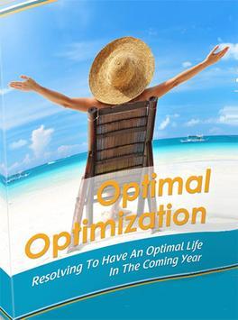 Living An Optimal Life poster