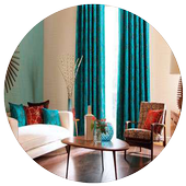 Living Room Curtains icon