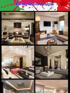 Living Room Designs poster