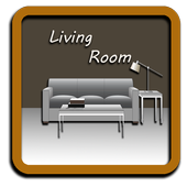 Living Room Designs icon
