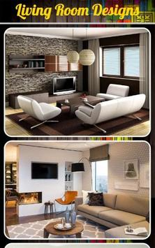 Living Room Designs screenshot 5