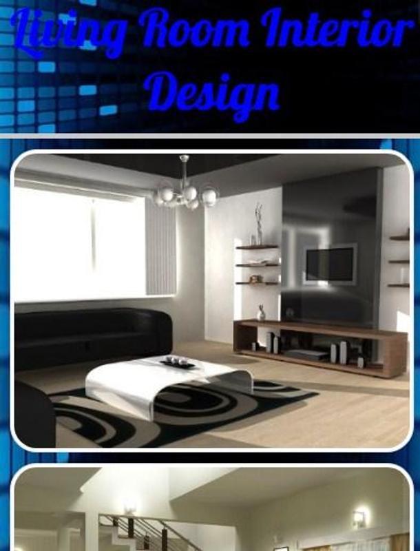 Living room interior design apk screenshot