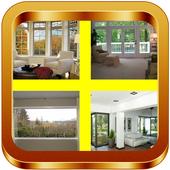 Living Room Window Ideas icon