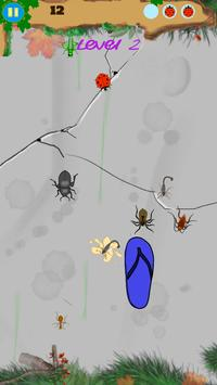 Sandal vs Insects apk screenshot