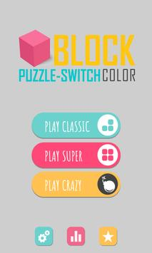 Block Puzzle - Switch Color Game poster