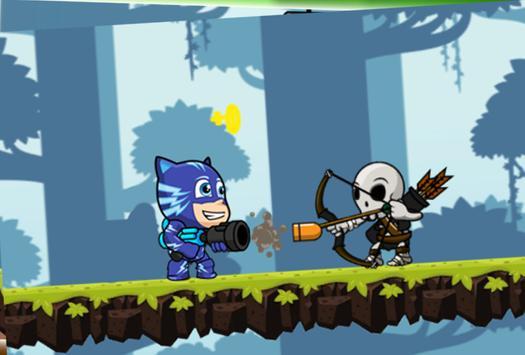 Pj Ninja Masks screenshot 1