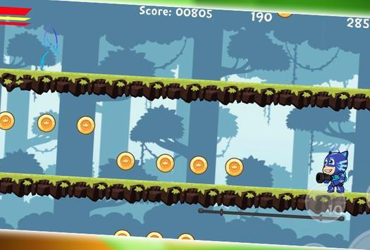 Pj Ninja Masks screenshot 2