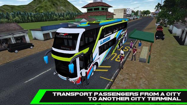 Mobile Bus Simulator screenshot 1
