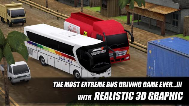 Telolet Bus Driving 3D screenshot 16