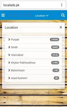 Local Ads Pakistan apk screenshot