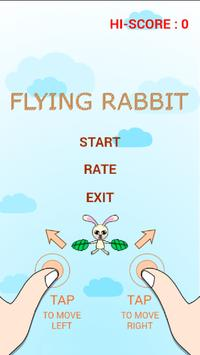 FlyingRabbit apk screenshot