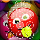 Emoji Lock Screen HD PIN Passcode icon