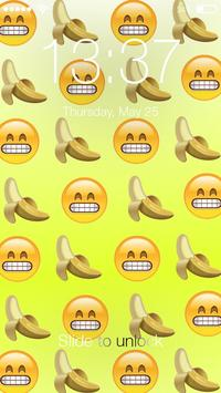 Emoji Lock Screen & AppLock Security poster