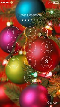 Happy Christmas Story Tale Lock Screen Pass Code apk screenshot